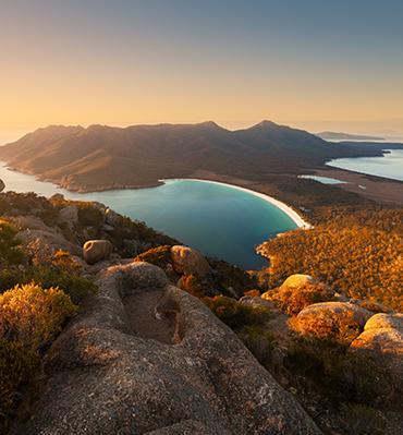 East Coast Tasmania - Wineglass Bay